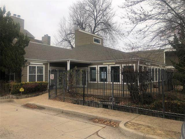 6663 S Victor Avenue H301, Tulsa, OK 74136 (MLS #2042674) :: Hopper Group at RE/MAX Results