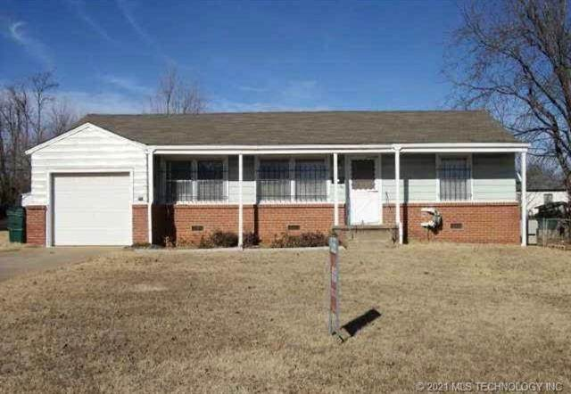 327 W 47th Street North, Tulsa, OK 74126 (MLS #2042697) :: Hopper Group at RE/MAX Results