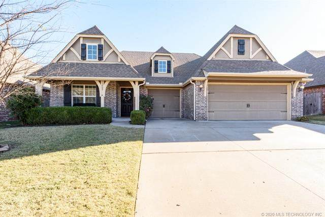 13409 S 19th Court, Bixby, OK 74008 (MLS #2042722) :: 918HomeTeam - KW Realty Preferred