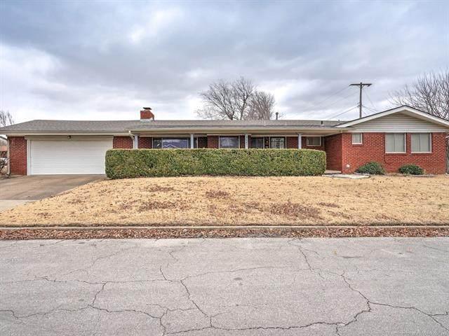 2647 S 75th East Avenue, Tulsa, OK 74129 (MLS #2042736) :: 918HomeTeam - KW Realty Preferred