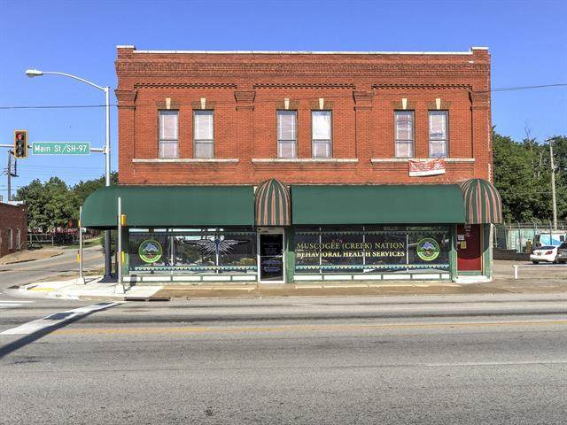 100 N Main Street, Sapulpa, OK 74066 (MLS #2042747) :: 918HomeTeam - KW Realty Preferred