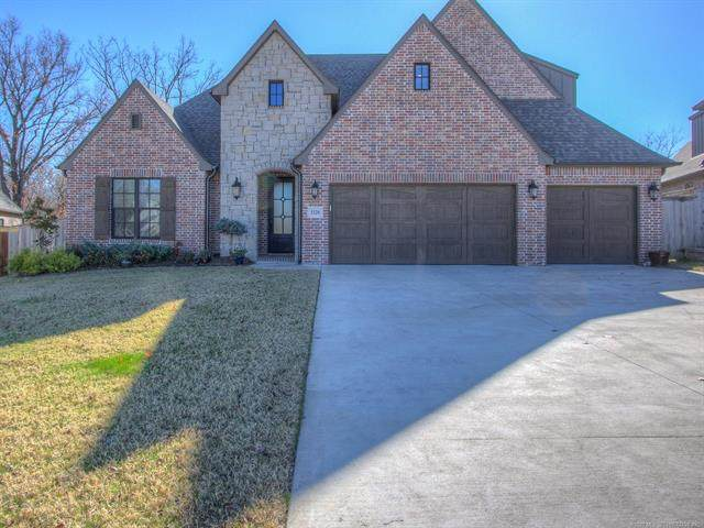 3320 E 145th Circle S, Bixby, OK 74008 (MLS #2042788) :: 918HomeTeam - KW Realty Preferred
