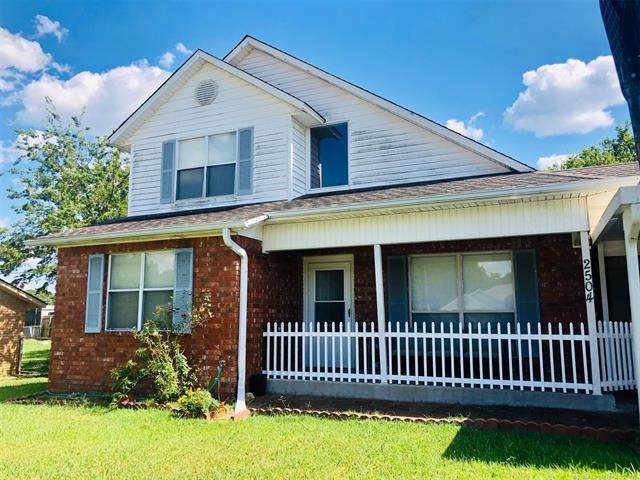 2504 Tanglewood, Ardmore, OK 73401 (MLS #2042810) :: 580 Realty