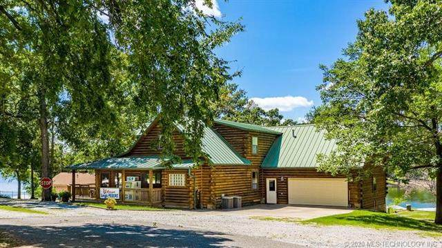 1806 Long Drive, Grove, OK 74344 (MLS #2042815) :: Hopper Group at RE/MAX Results