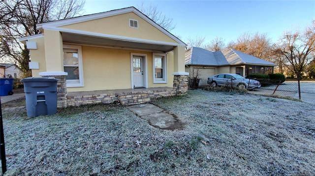 764 E Seminole Place, Tulsa, OK 74106 (MLS #2042857) :: 580 Realty