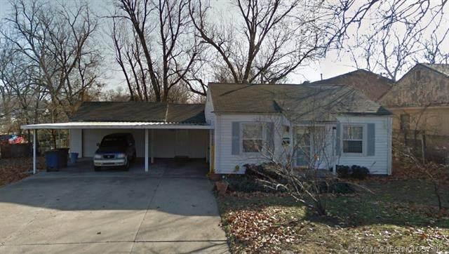 107 N Louisville Street, Tulsa, OK 74115 (MLS #2042871) :: 918HomeTeam - KW Realty Preferred