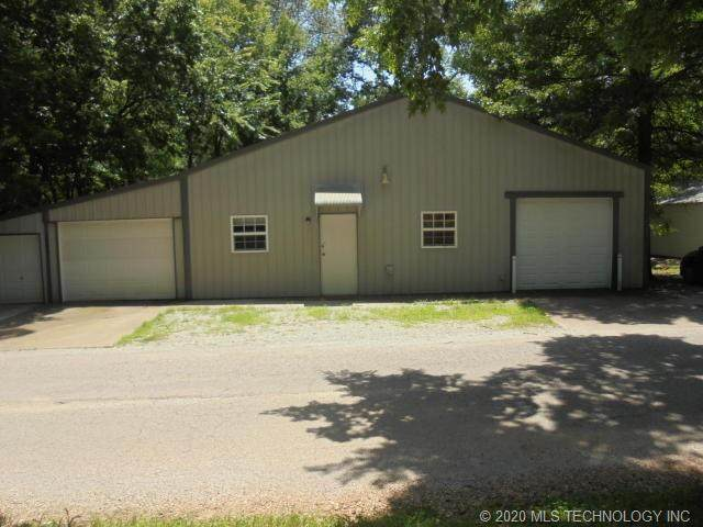 56657 Lee Road, Monkey Island, OK 74331 (MLS #2042882) :: Hopper Group at RE/MAX Results