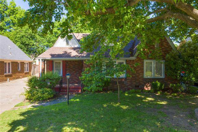 1531 S Florence Avenue, Tulsa, OK 74104 (MLS #2043019) :: Hopper Group at RE/MAX Results