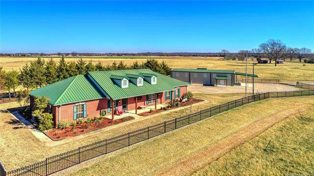 776 State Hwy 78, Hendrix, OK 74741 (MLS #2043026) :: Active Real Estate