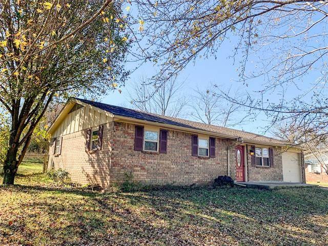 104 W Polk, Mcalester, OK 74501 (#2043102) :: Homes By Lainie Real Estate Group