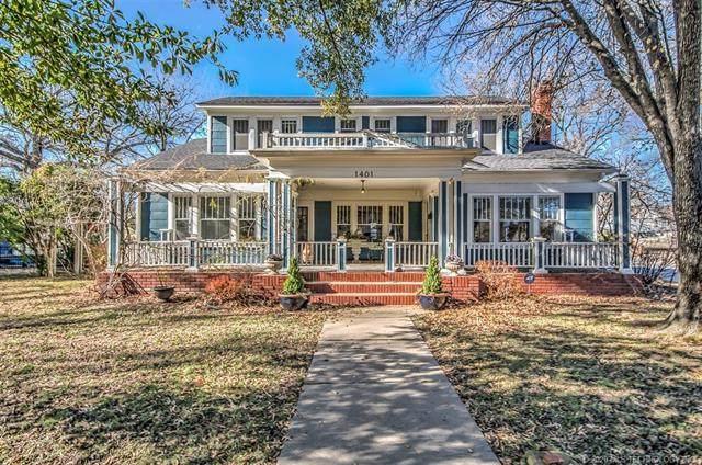 1401 S Osage Avenue, Bartlesville, OK 74003 (MLS #2043139) :: 580 Realty