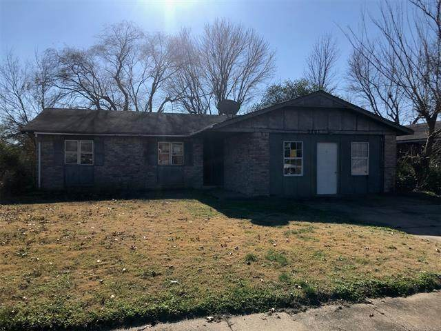 3701 Meadowbrook Drive, Muskogee, OK 74401 (MLS #2043172) :: Hopper Group at RE/MAX Results
