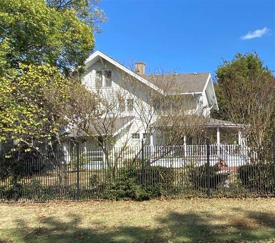 924 Vine Street, Chelsea, OK 74016 (MLS #2043432) :: 918HomeTeam - KW Realty Preferred
