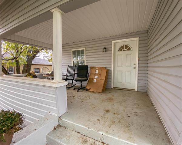 109 Horine Street, Haileyville, OK 74546 (MLS #2043542) :: Active Real Estate