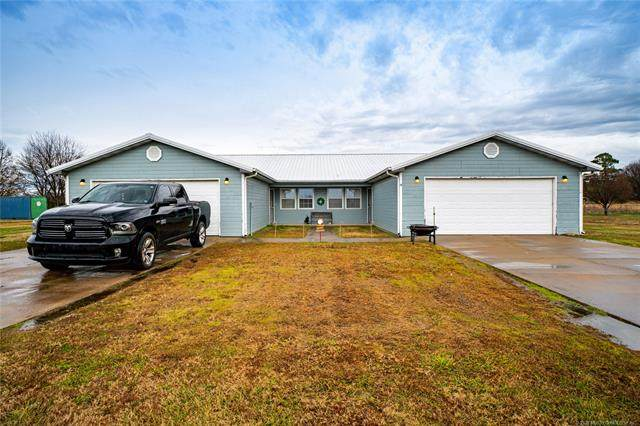61860 E 346 Road, Grove, OK 74344 (MLS #2043553) :: Hopper Group at RE/MAX Results