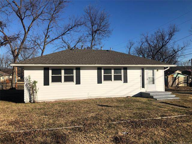 307 S Ortner Avenue, Cleveland, OK 74020 (MLS #2043565) :: Hopper Group at RE/MAX Results