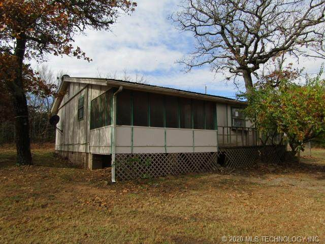 65663 S 336 Road, Chouteau, OK 74337 (MLS #2043635) :: Hopper Group at RE/MAX Results