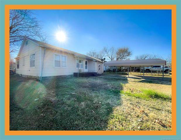 1713 W Wynnewood Avenue, Sulphur, OK 73086 (MLS #2043682) :: RE/MAX T-town