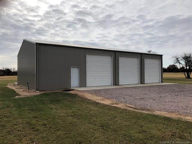 Snell Road, Kingston, OK 73439 (MLS #2043767) :: Active Real Estate