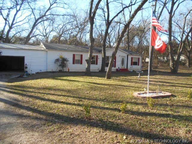 7 Simpson, Burneyville, OK 73430 (MLS #2043792) :: 580 Realty