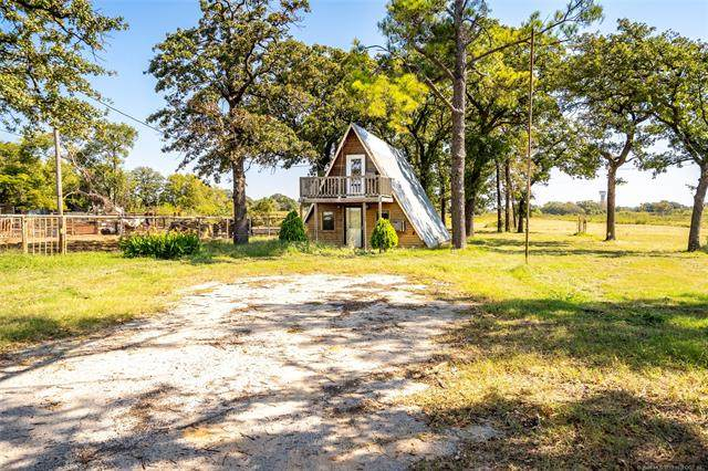 22190 Hwy 77, Marietta, OK 73459 (MLS #2043844) :: Hopper Group at RE/MAX Results