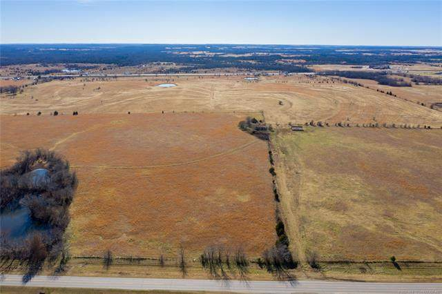 Hwy 62, Okemah, OK 74859 (MLS #2043956) :: Hopper Group at RE/MAX Results