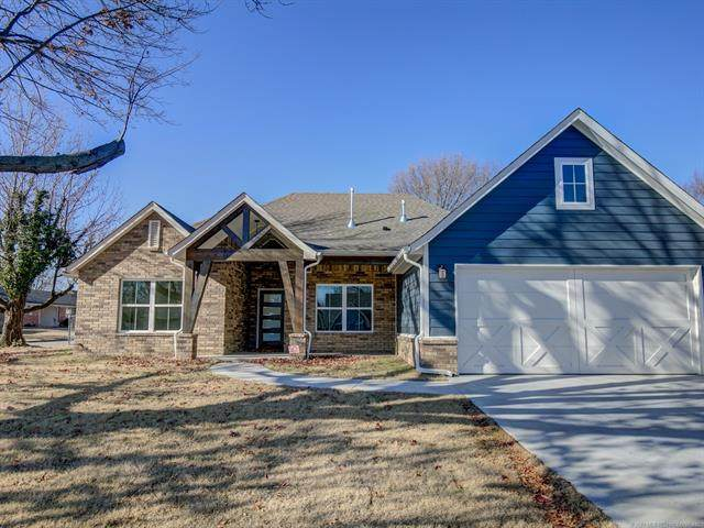 3420 S 93rd East Avenue, Tulsa, OK 74145 (MLS #2044052) :: Hopper Group at RE/MAX Results