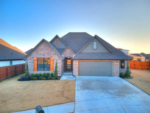 7422 E 124th Place S, Bixby, OK 74008 (MLS #2044082) :: Hopper Group at RE/MAX Results