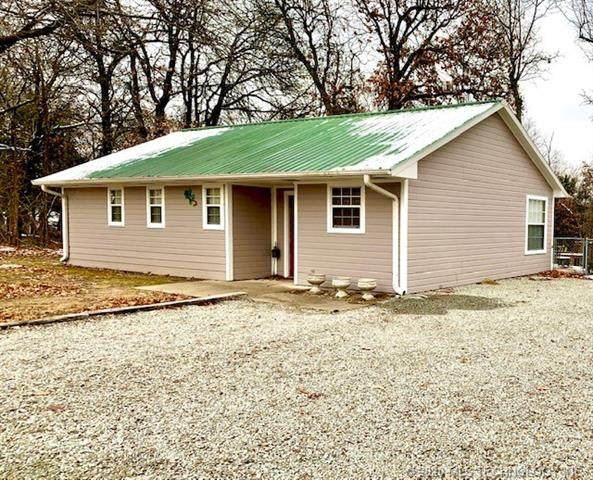 243 Timberline Road, Eufaula, OK 74432 (MLS #2044119) :: 918HomeTeam - KW Realty Preferred
