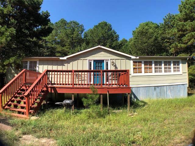 896 N Griffin Road, Atoka, OK 74525 (MLS #2044212) :: House Properties