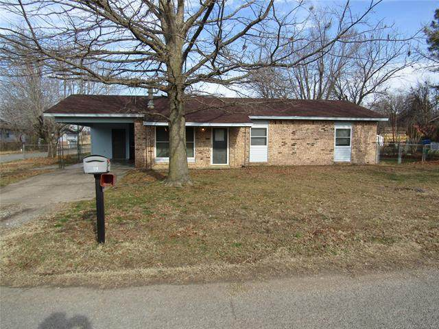 119 Plainview, Hulbert, OK 74441 (MLS #2044232) :: Hopper Group at RE/MAX Results