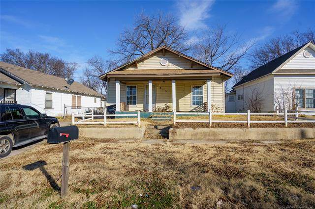 913 2nd NW, Ardmore, OK 73401 (MLS #2044265) :: Hopper Group at RE/MAX Results