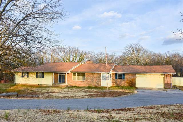 11136 County Road 3570, Ada, OK 74820 (MLS #2044299) :: RE/MAX T-town