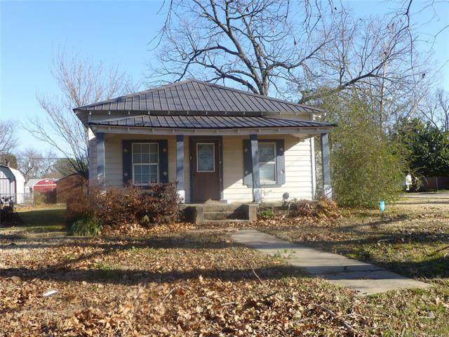 508 S Murray Street, Tishomingo, OK 73460 (MLS #2044354) :: Hopper Group at RE/MAX Results