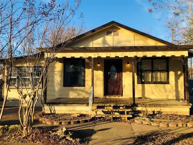 117 E Washington Street, Bixby, OK 74008 (MLS #2044407) :: 918HomeTeam - KW Realty Preferred