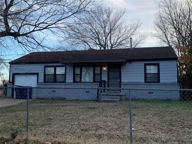 3217 N Lansing Place, Tulsa, OK 74106 (MLS #2044417) :: RE/MAX T-town