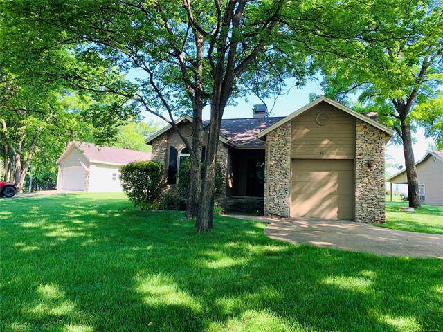 30397 S 567 Road #66, Monkey Island, OK 74331 (MLS #2044510) :: Hopper Group at RE/MAX Results