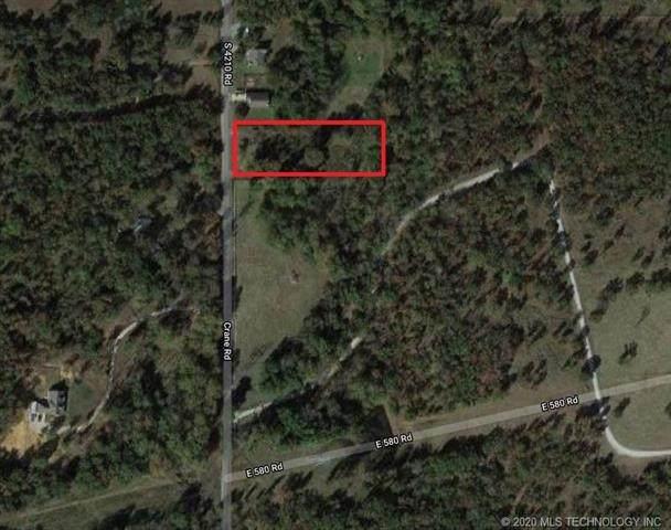 30143 S 4210 Road, Inola, OK 74036 (MLS #2044600) :: Hopper Group at RE/MAX Results