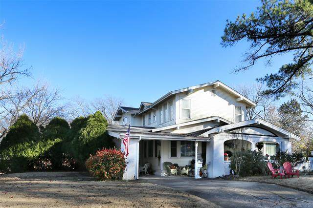 402 I Street SW, Ardmore, OK 73401 (MLS #2044652) :: Hopper Group at RE/MAX Results