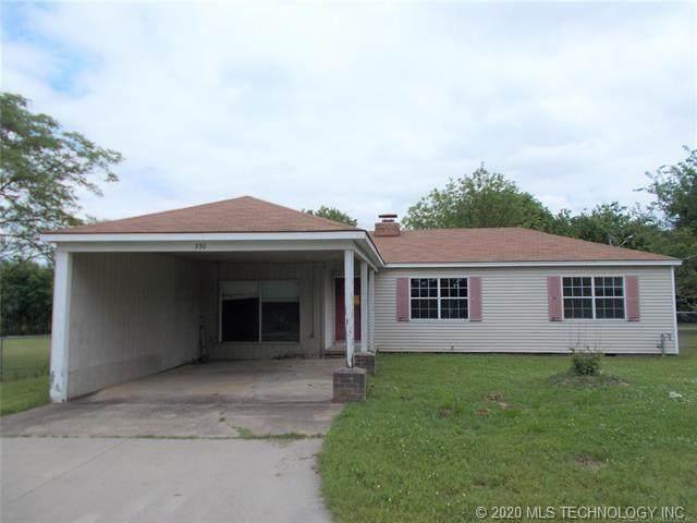 330 NE Morningside, Bartlesville, OK 74006 (MLS #2044656) :: 580 Realty