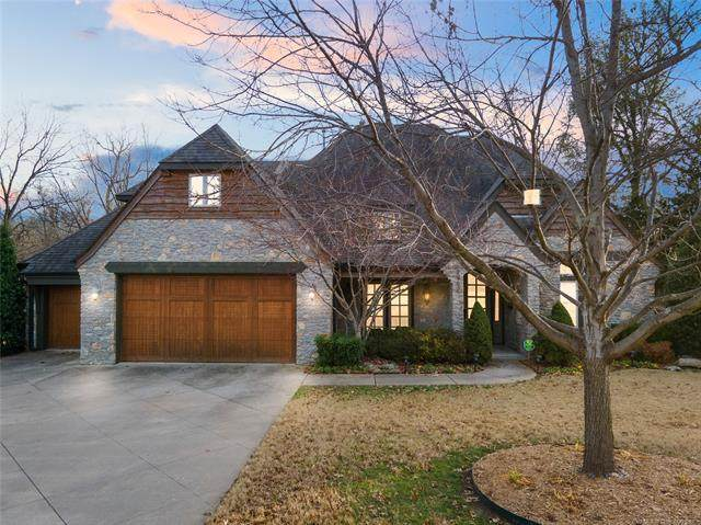 2962 E 45th Place, Tulsa, OK 74105 (MLS #2044658) :: Owasso Homes and Lifestyle
