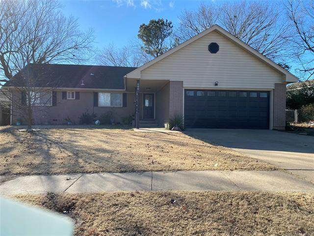 600 Garden, Mcalester, OK 74501 (#2044715) :: Homes By Lainie Real Estate Group