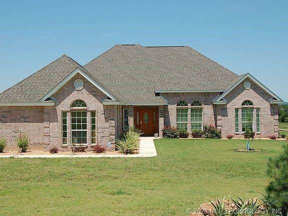 473 W Redbud Lane, Atoka, OK 74525 (MLS #2044784) :: House Properties