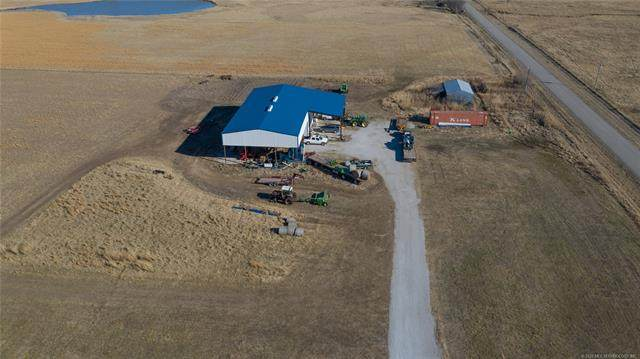 150 W 027 Road, Nowata, OK 74048 (MLS #2044807) :: Hopper Group at RE/MAX Results