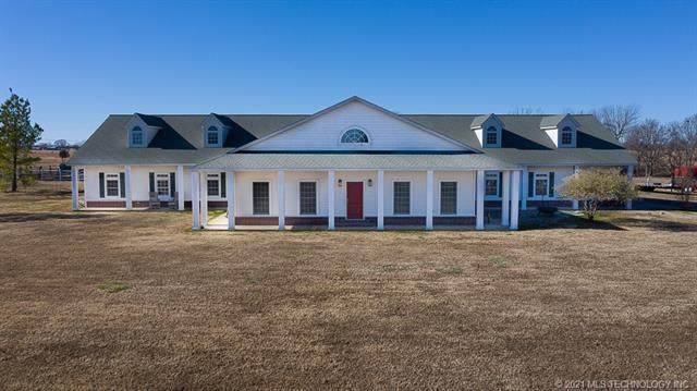 162 Nowata Rt 2 Road, Nowata, OK 74048 (MLS #2044911) :: Hopper Group at RE/MAX Results