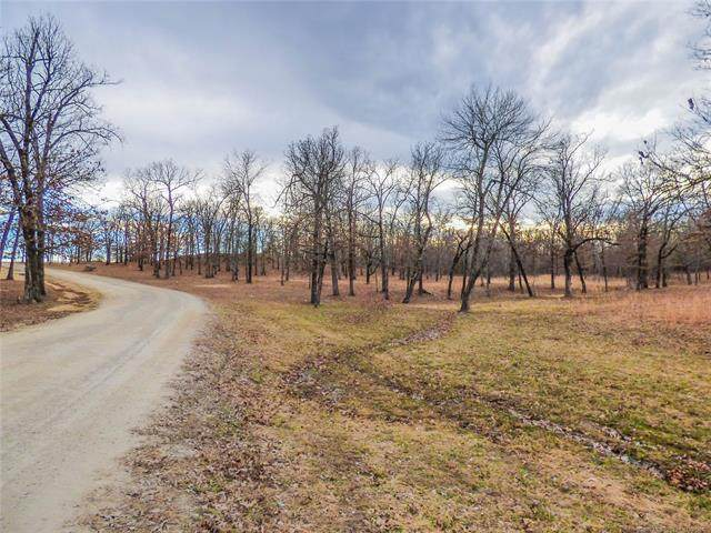 16 Duchess Creek Drive, Porum, OK 74455 (MLS #2044964) :: RE/MAX T-town