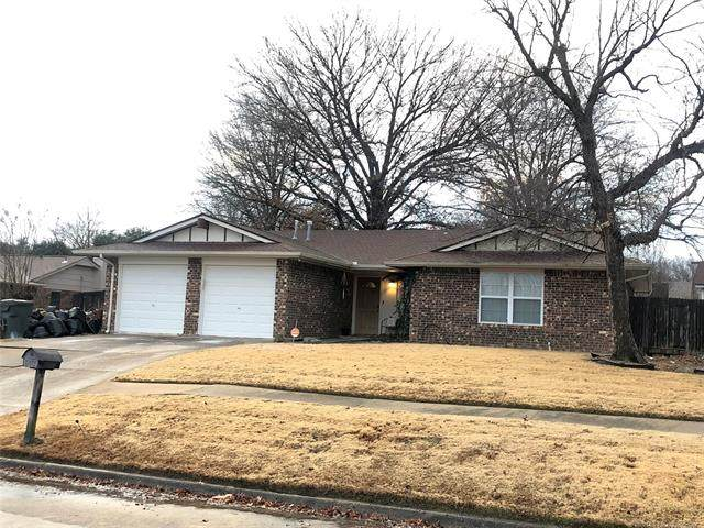 708 Barclay Road, Muskogee, OK 74403 (MLS #2044966) :: 918HomeTeam - KW Realty Preferred