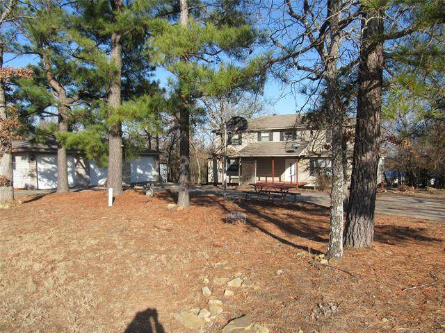 818 Gaines Creek Road, Canadian, OK 74425 (MLS #2100051) :: RE/MAX T-town
