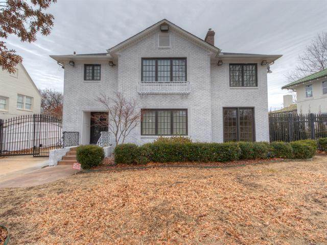 2419 S St Louis Avenue, Tulsa, OK 74114 (MLS #2100072) :: 918HomeTeam - KW Realty Preferred