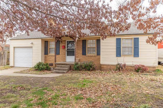 1235 S Winston Avenue, Tulsa, OK 74112 (MLS #2100085) :: 580 Realty